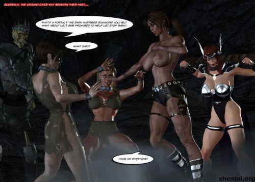 Legend Hunters 24 - 28 - part 2