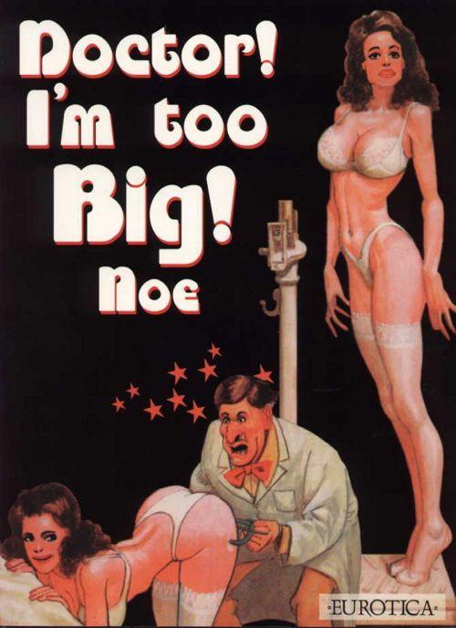 Doctor! Im too Big! - part 3