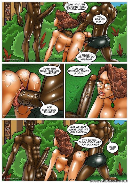 THE WIFE AND THE BLACK GARDENERS - part 2