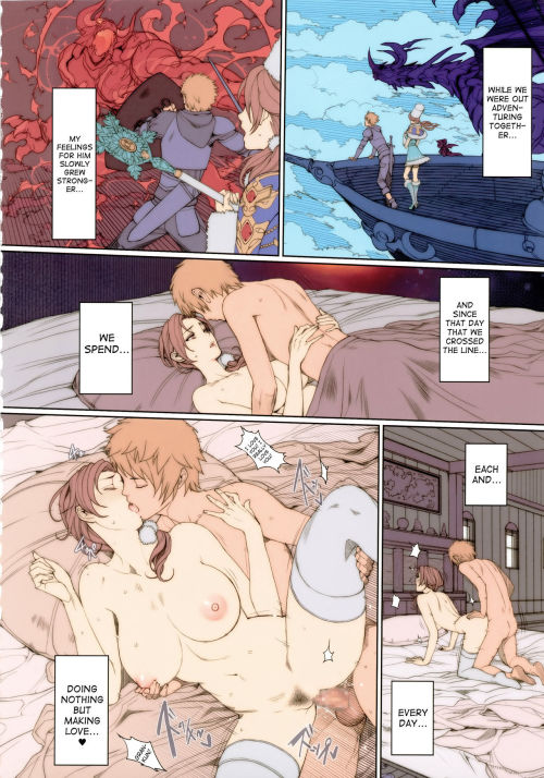 H na Toshiue Chara no Rakugaki - Rough Manga Hon A Collection of Sketches and Rough Manga of Hot MILFs - part 2